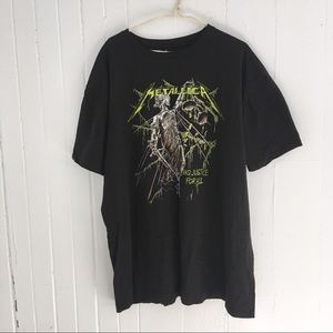 Metallica And Justice for All Graphic Shirt